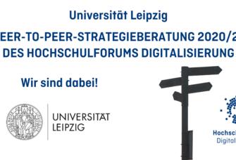 Neben der Peer-to-Peer-Strategieberatung werden die von einer Jury ausgewählten Hochschulen über Workshops und Konferenzen untereinander sowie mit weiteren Hochschulen vernetzt.