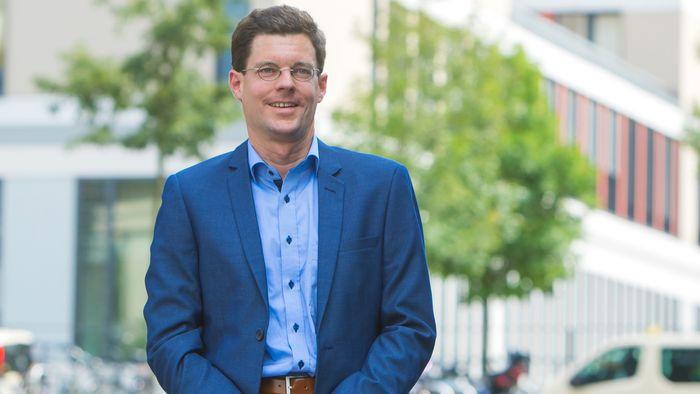 Prof. Dr. Thilo Bertsche, Uni-Professor für Klinische Pharmazie und Forschungsdirektor des Zentrums für Arzneimittelsicherheit