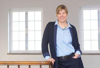 Anne-Marie Elbe, Professorin für Sportpsychologie an der Universität Leipzig.