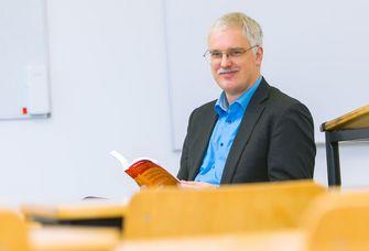 Prof. Dr. Gert Pickel ist einer der vier am Projekt beteiligten Leipziger Forscher.