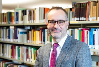Prof. Dr. Andreas Schüle, Dekan der Theologischen Fakultät.