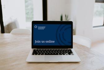 Die Eröffnungskonferenz des Forschungsinstituts Gesellschaftlicher Zusammenhalt findet online statt.