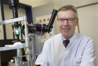Universitätsklinikum Leipzig und Universität Leipzig verabschieden Prof. Peter Wiedemann: Der Direktor der UKL-Augenklinik und international anerkannter Augenspezialist geht zum 31. März in den Ruhestand.