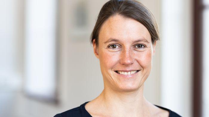 Porträtaufnahme von der Neuropathologin Dr. Ruth Stassart