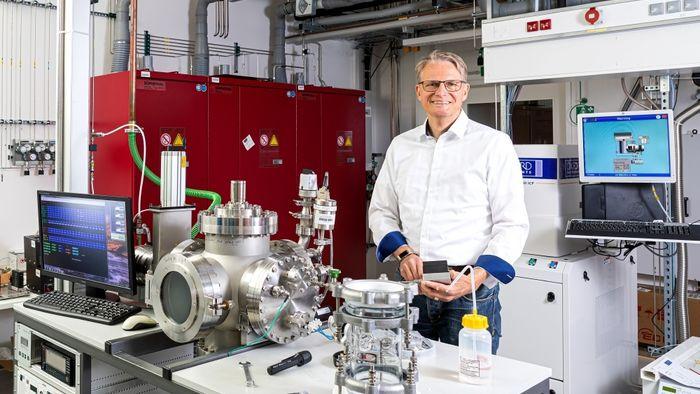 Prof Dr. Marius Grundmann.