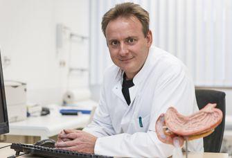 Adipositasforscher Prof. Dr. med. Matthias Blüher