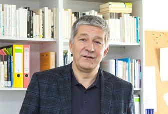 Matthias Middell, Professor am Global and European Studies Institute der Universität Leipzig, ist einer der Koordinatoren des Forschungsinstituts Gesellschaftlicher Zusammenhalt.