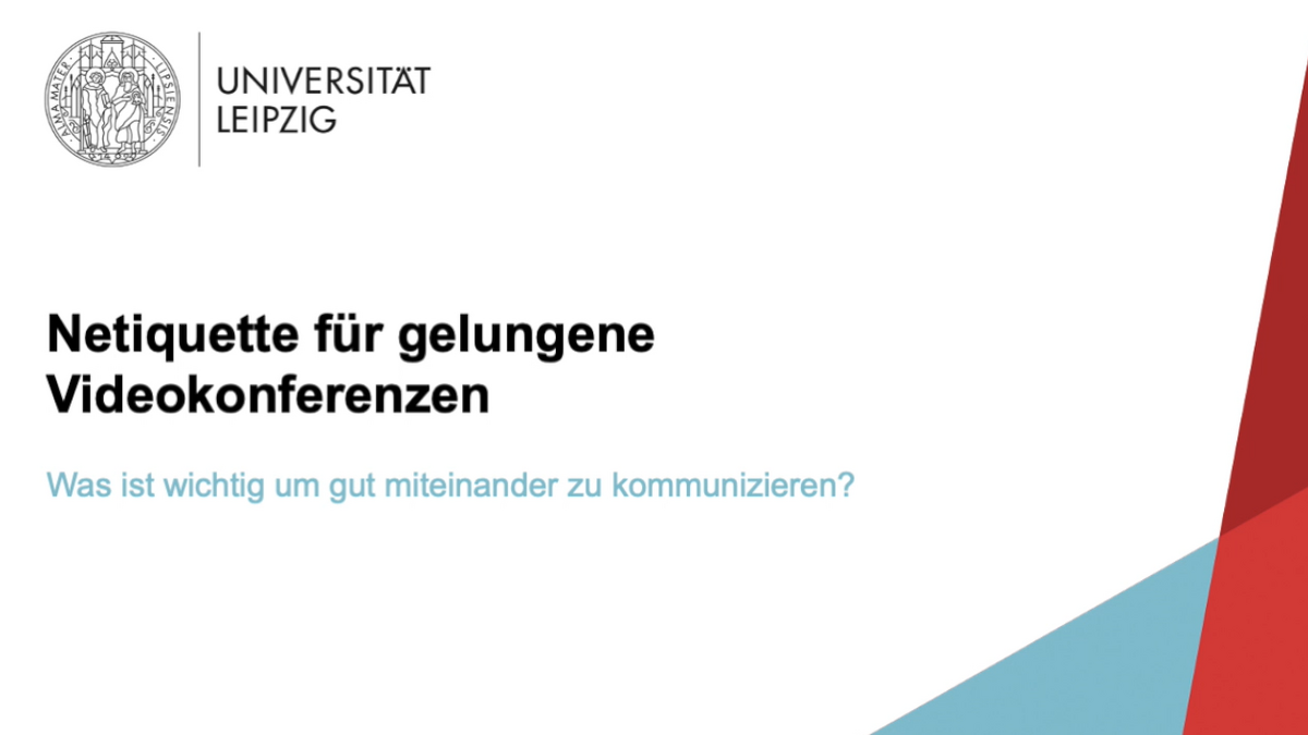 Universitat Leipzig Lehre Digital