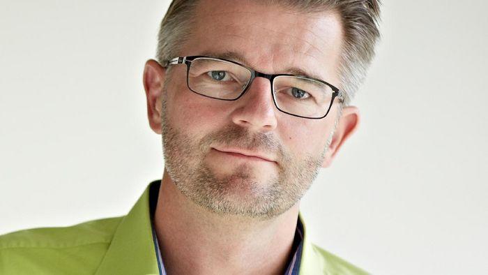 Porträtaufnahme von Marc Struhalla