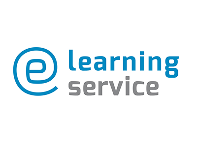 Logo des E-Learning Service