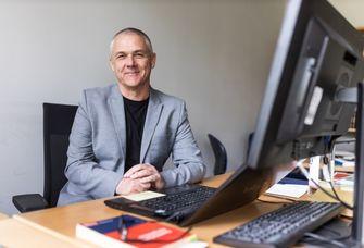 Neuberufener Professor Sebastian Seyferth. Foto: Christian Hüller