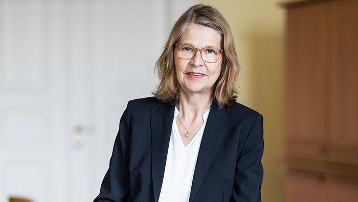 Kanzlerin Prof. Dr. Birgit Dräger. Foto: Christian Hüller