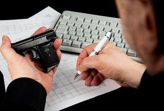 """Das Rechercheprojekt zur Frage """"Wie bewaffnet ist Deutschland?"""" führten Studierende des Masterstudiengangs Journalismus durch (Symbolbild)."""