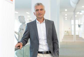Der Direktor des Universitätsrechenzentrums (URZ), Dieter Lehmann. Foto: Swen Reichhold