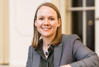 Stefanie Riedel ist Promotionspreisträgerin 2019 der Research Academy Leipzig. Foto: Christian Hüller