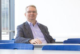 Prorektor Thomas Hofsäss. Foto: Swen Reichhold