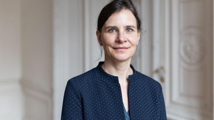Das Bild zeigt Prof. Dr. Julia Annette Schmidt-Funke.