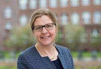 Das Bild zeigt Prof. Dr. Daniela Thrän.