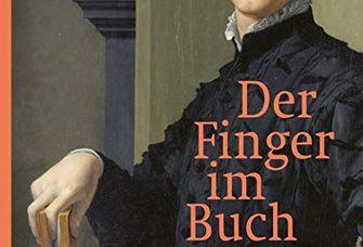 """Publikation von Johannes Ulrich Schneider, """"Der Finger im Buch"""""""