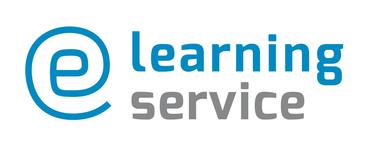 Logo: E-Learning Service